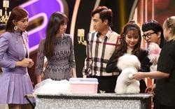 """Sau khi bị Trấn Thành """"bóc phốt"""", Hari Won hăm hở học cách cạo lông mèo"""