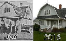 Nhà tự lắp ráp ở Mỹ đã có từ đầu thế kỷ 20, 70% trong số đó vẫn trụ vững sau cả trăm năm, có căn được định giá tới 1 triệu USD