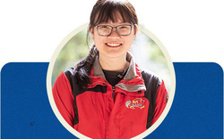 Câu chuyện của cô gái phá vỡ kỷ lục Việt Nam trên đấu trường giáo dục quốc tế: Học cho bản thân nên chưa từng có một giây hối hận