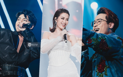 Fan nức lòng nhìn lại những khoảnh khắc tỏa sáng của ca sĩ Vpop trên sân khấu Việt-Hàn hot nhất năm qua