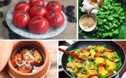 Đố bạn biết màu sắc trong các món ăn truyền thống Việt Nam đến từ đâu?