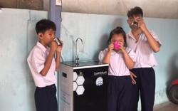 """Daikiosan mang """"Ngày nước tái sinh"""" đến ngôi trường đặc biệt ở Sài Gòn"""