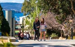 Trao đổi về học bổng 10 - 50% cùng University of Tasmania, Úc