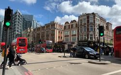London – Nét giao thoa giữa cổ kính và hiện đại trên từng tòa nhà, góc phố