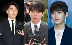 5 công ty giải trí hàng đầu Kpop mất trắng gần 12 nghìn tỉ đồng vì vụ bê bối của Seungri