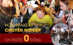Điều kiện chưa cho phép, chọn ngay gói học make-up trả góp tại Tina Lê Make Up Academy