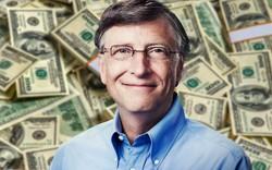 Tài sản của Bill Gates lại chạm mốc 100 tỷ đô dù ông đã cố gắng đem tiền đi từ thiện khắp nơi