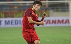 [Vòng loại U23 châu Á] U23 Việt Nam 0-0 U23 Brunei (H1): Quang Hải, Đình Trọng dự bị