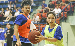 """""""Cô gái 1m52"""" thi tuyển quân tại CLB bóng rổ hàng đầu VBA: """"Em không thấy ghi tuyển nam hay nữ nên em cứ thử"""""""
