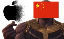 """Nếu Trung Quốc ra lệnh cấm Apple để phản đòn, đây sẽ là số tiền khổng lồ bị """"bay màu"""" mỗi năm"""