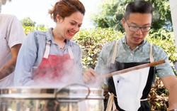 Nghệ thuật bánh cuốn Việt Nam nơi đất Mỹ: nét tinh tế ẩm thực Việt được ngợi khen trên New York Times