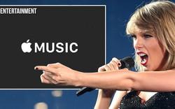 """5 lần 7 lượt Apple chạm trán làng showbiz, mạnh mồm nhất vẫn là nàng """"rắn chúa"""" Taylor Swift"""