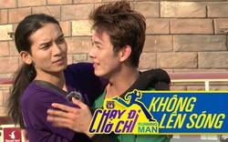 Running Man - Không lên sóng: BB Trần ôm ấp Song Luân, Ngô Kiến Huy chỉ biết... bất lực