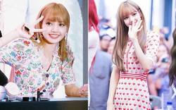 Lisa (Black Pink) diện váy vóc bánh bèo điệu đà: Nghe tưởng vô lý nhưng hóa ra lại rất hợp lý!