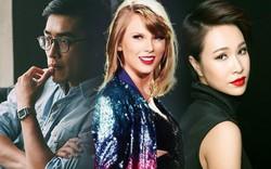 """Taylor Swift bị Thái Vũ, Tùng Dương, Uyên Linh """"cà khịa"""": ca sĩ Việt hiểu sai về âm nhạc thế giới quá nhiều?"""