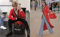 Đu đưa theo Black Pink kiểu rich kid Việt: Chi cả trăm triệu diện áo đôi, theo chân idol tới hẳn Fashion Week