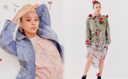 """Nữ hoàng sexy Lee Hyori lâu lắm mới tung bộ bộ ảnh tạp chí: Có ai diện đồ """"sến"""" mà sang chảnh như chị không?"""