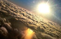 17 khung cảnh tuyệt đẹp được chụp từ cửa sổ máy bay