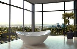 16 thiết kế bồn tắm khơi dậy cảm hứng ngay từ cái nhìn đầu tiên