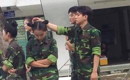"""Quên Sơn Tùng đi vì có một """"anh lính"""" vai phụ dù không phải là nắng nhưng vẫn chói chang chẳng kém!"""