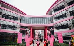 """""""Du học tại chỗ"""" ở Hà Nội tại ngôi trường mới toanh, sang xịn và toàn màu hồng!"""