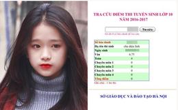 10x đình đám Linh Ka chỉ đạt tổng 10/20 điểm cho 2 môn Toán - Văn trong kỳ thi vào cấp 3
