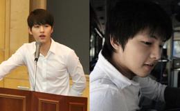 Có ai như Song Joong Ki: Thời sinh viên toàn bị chụp lén và hình nào cũng giống bìa tạp chí