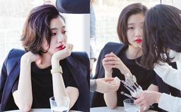 """Trước bị chê xấu, nữ diễn viên """"Goblin"""" Kim Go Eun đột ngột gây chú ý vì quá xinh đẹp"""