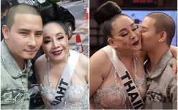Nữ đại gia kết hôn lần 9 với chồng trẻ kém 34 tuổi từ 60.000 trai đẹp ứng tuyển