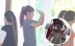 Clip độc quyền: Khởi My quyến luyến ra tận xe vẫy tay tiễn Kelvin Khánh về Sài Gòn