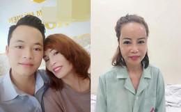 """Không chỉ đưa chồng trẻ đi nhấn mí, cô dâu 62 tuổi gây bất ngờ với gương mặt """"trẻ ra 20 tuổi"""" nhờ thẩm mỹ"""