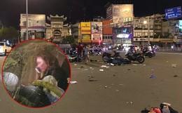 Nóng: Nữ tài xế điều khiển xe BMW gây tai nạn kinh hoàng, người bị thương nằm la liệt giữa ngã tư Hàng Xanh