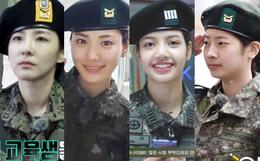 Mỹ nhân Hàn để mặt mộc 100% nhập ngũ: Tuột dốc hàng loạt, riêng Dara và Nana gây sốc vì da đẹp khó tin