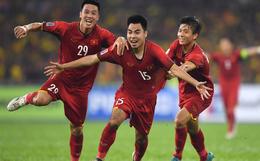 Malaysia 2-2 Việt Nam: Thầy trò Park Hang-seo hụt chiến thắng tiếc nuối