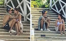 Ánh mắt tình cảm Justin và Selena dành cho nhau khiến trái tim sắt đá nhất cũng phải tan chảy!