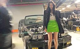 Bạn gái G-Dragon gây sốc với bức ảnh chưa chỉnh sửa, nhưng chân dài đến độ này liệu có tin được không?