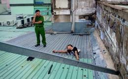 Sự thật vụ nam thanh niên leo mái nhà ăn trộm, đục phải đường điện tử vong ở Sài Gòn