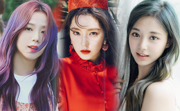 So bì nhan sắc 3 nữ thần đại diện Red Velvet, Black Pink, TWICE: Đều đẹp siêu thực, nhưng mặt mộc mới là bất ngờ nhất