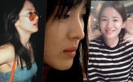 Nhan sắc của Song Hye Kyo: Tạp chí đã đẹp, nhưng xuất sắc nhất là những khoảnh khắc đời thường