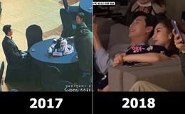"""Bức ảnh đang gây sốt chứng minh cặp đôi Park - Park đã là """"định mệnh"""" từ trước """"Thư Ký Kim"""""""