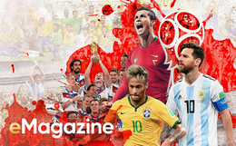 Messi và Ronaldo tan giấc mơ World Cup: Sẽ chẳng còn lần nào để trở thành vĩ đại