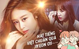 Góc sững sờ: Jiyeon (T-Ara) hát tiếng Việt vừa hay, vừa phát âm chuẩn hơn cả Hari Won