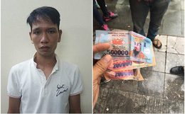 Đã tìm ra đối tượng trả 900.000 đồng tiền âm phủ cho 2 du khách nước ngoài