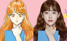 6 nhân vật phim Hàn giống nguyên tác truyện tranh đến đáng sợ