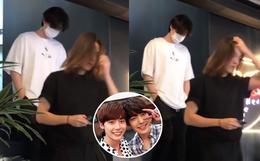 Clip hot: Vừa trở lại, Kim Woo Bin tiếp tục gây sốt khi cùng bạn thân Lee Jong Suk đi cafe vào hôm nay