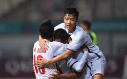 Olympic Việt Nam giành vé sớm vào vòng knock-out ASIAD 2018, tranh ngôi nhất bảng với Nhật Bản