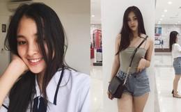 Vẻ đẹp đời thường vừa lai Tây, vừa gợi cảm hút hồn của Tân Hoa hậu Việt Nam 2018 Trần Tiểu Vy