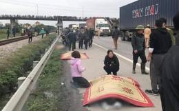 Hải Dương: Xe tải lao vào đoàn đi viếng nghĩa trang liệt sĩ, 8 người chết, 3 người bị thương nằm la liệt trên đường
