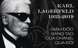 Chấn động: Huyền thoại Karl Lagerfeld - Giám đốc sáng tạo của Chanel vừa qua đời tại Paris