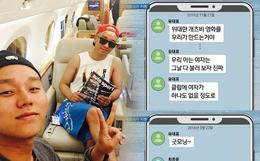 """Phát hiện """"trùm cuối"""" trong groupchat 8 người của Seungri: Được gọi bằng cách đặc biệt, đảm nhận vai trò lớn"""